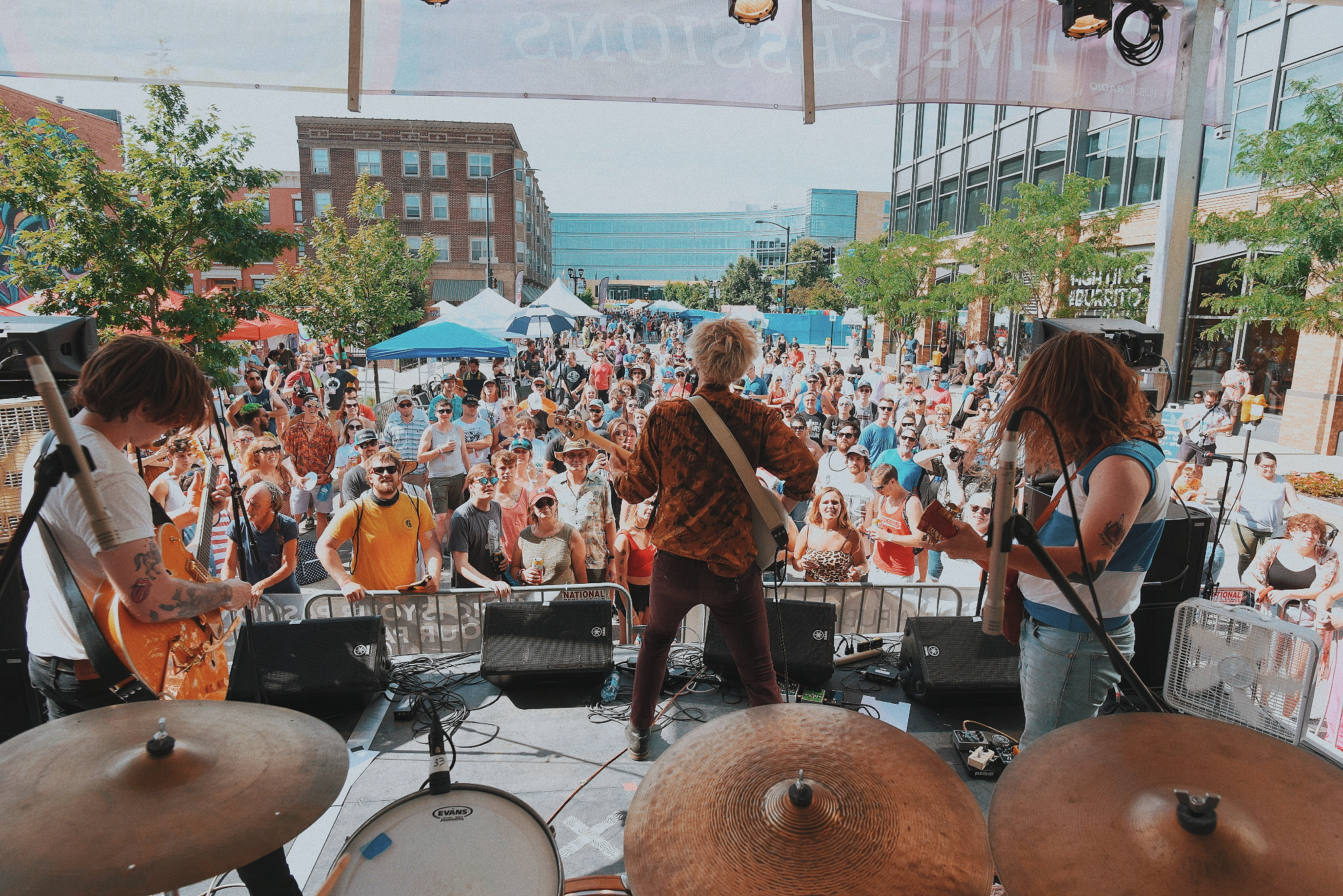 """80/35 MUSIC FESTIVAL 2019  Photo by  ALYSSA LEICHT 