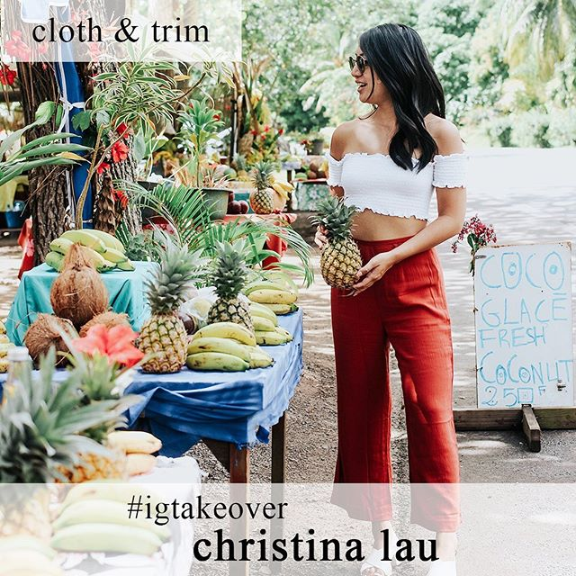 *Special Announcement* Starting Tomorrow We Will be Launching Our IG Influencer Takeover Campaign. Watch as Some of Our Favorite Ladies Take on Their Days Wearing Limited Edition #ClothandTrim Merch. Starting Off, the Beautiful Christina Lau @ChristinaLau_ Who is Vacationing with Her Family in Vienna, Austria! Stay Tuned. 😏☺️ . . . . . . . . . #WomensFashion #WomensFashionPost #WomensFashionReview #Womenswear #WomensWearDaily #WomenStyle #WomenWithStyle #ContemporaryFashion #ReadytoWear #ShopOnline #FashionGram #FashionForWomen #FashionStylist #Handbags #Style #FashionBrand #IGTakeOver  #LookOfTheDay #OutfitOfTheDay #LookBook
