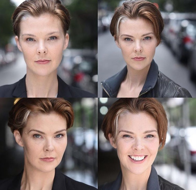 New headshots!Thank you Melissa Hamburg! - These pics are going to crush it!