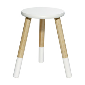 Children's stool - white  Price: $5.00 each  Qty: 10