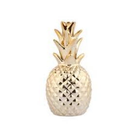 Pineapple - gold (small)  Price: $3.00  Qty: 6