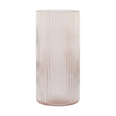 Vase - blush liner  Price: $5.00  Qty: 4