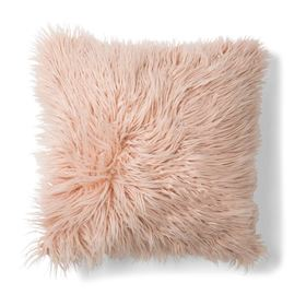 Fluffy cushion - blush  Price: $5.00  Qty: 4