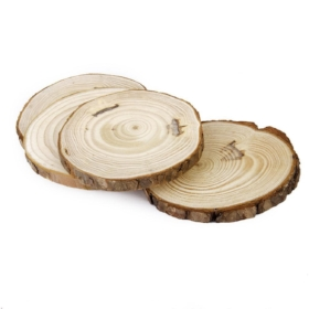 Wooden coasters  Price: $1.50  Qty: 12