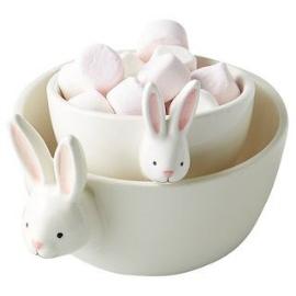 Bowls - bunny head  Price: $2.50  Qty: