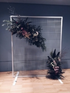 Mesh Backdrop - COMING SOON  Price: $150.00  Qty: 1