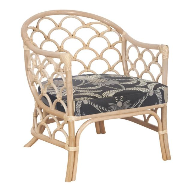 Panama chair - natural  Price: $60.00  Qty: 2