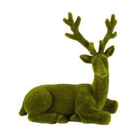 Moss Deer - green  Price: $3.00  Qty: 5