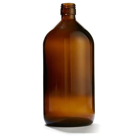 Bottle - brown glass  Price: $3.00  Qty: 10