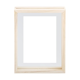 "Floating Timber Frame 4 x 6""  Price: $2.00  Qty: 12"