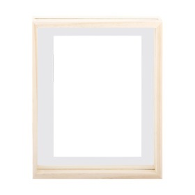 "Floating Timber Frame 5 x 7""  Price: $3.00  Qty: 3"