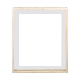 "Floating Timber Frame 8 x 10""  Price: $4.00  Qty: 3"