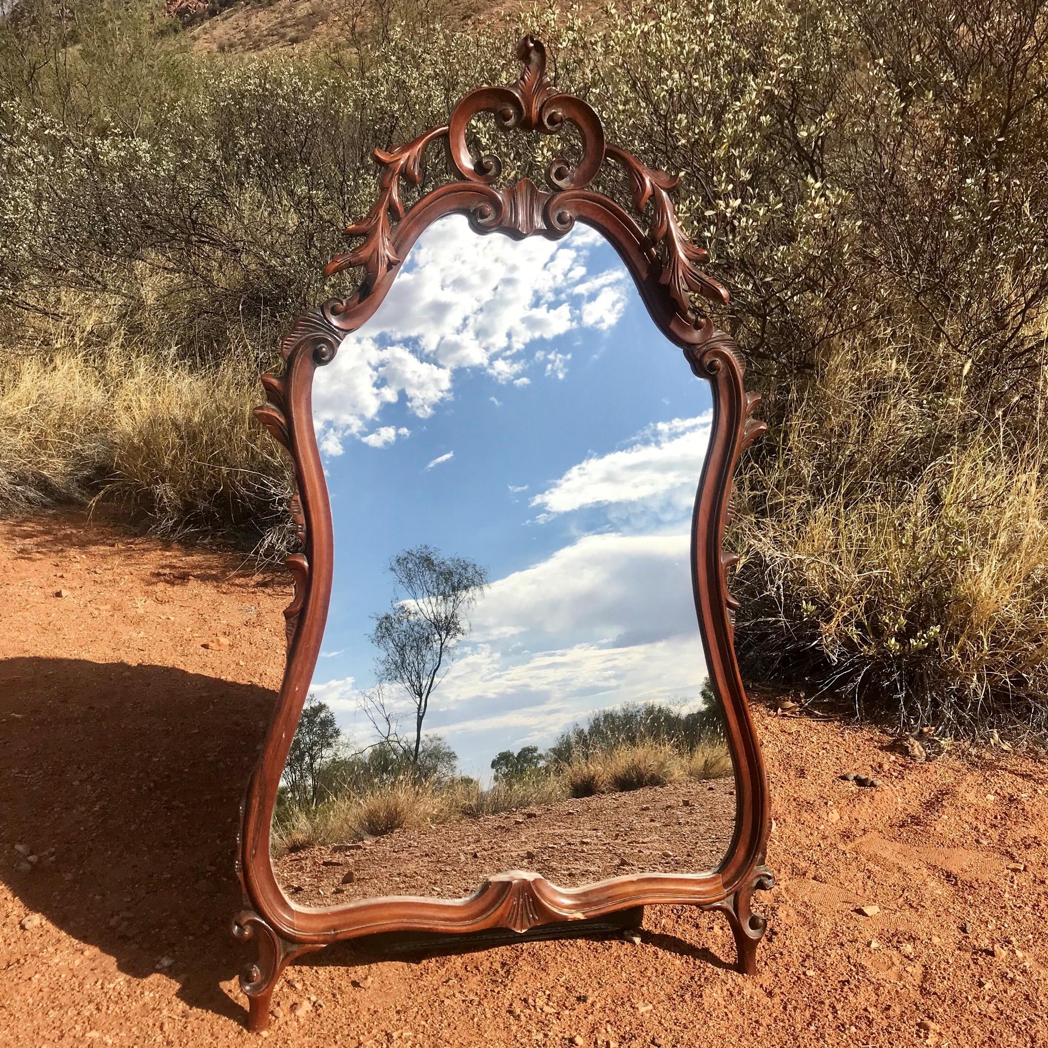 Mirror - vintage  Price: $30.00  Qty: 1