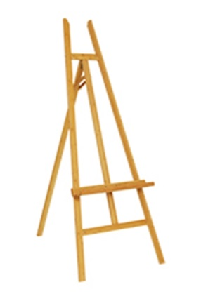 Timber Easel  Price: $20.00  Qty: 1