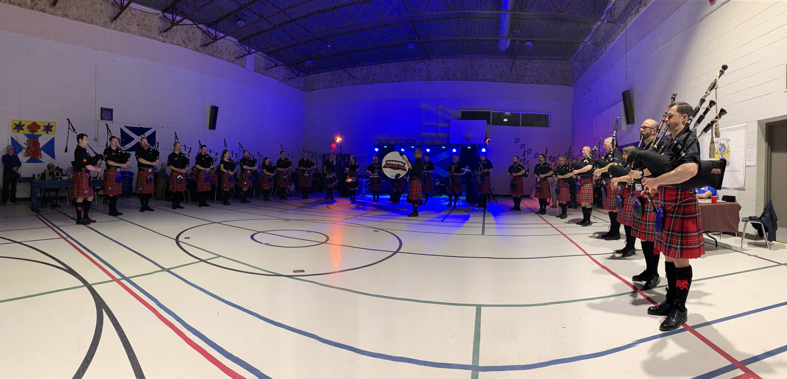 Winnipeg Police Pipe Band