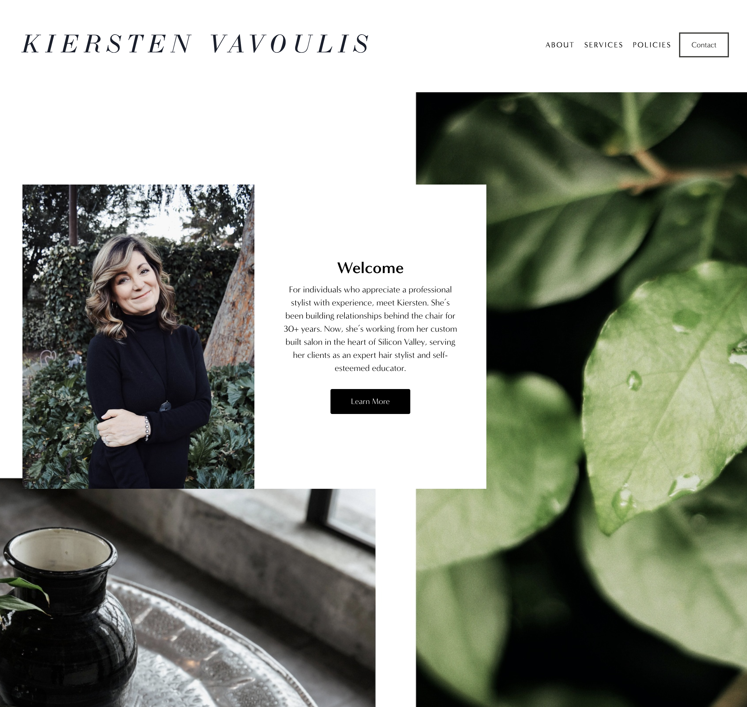 Kiersten's Website 1