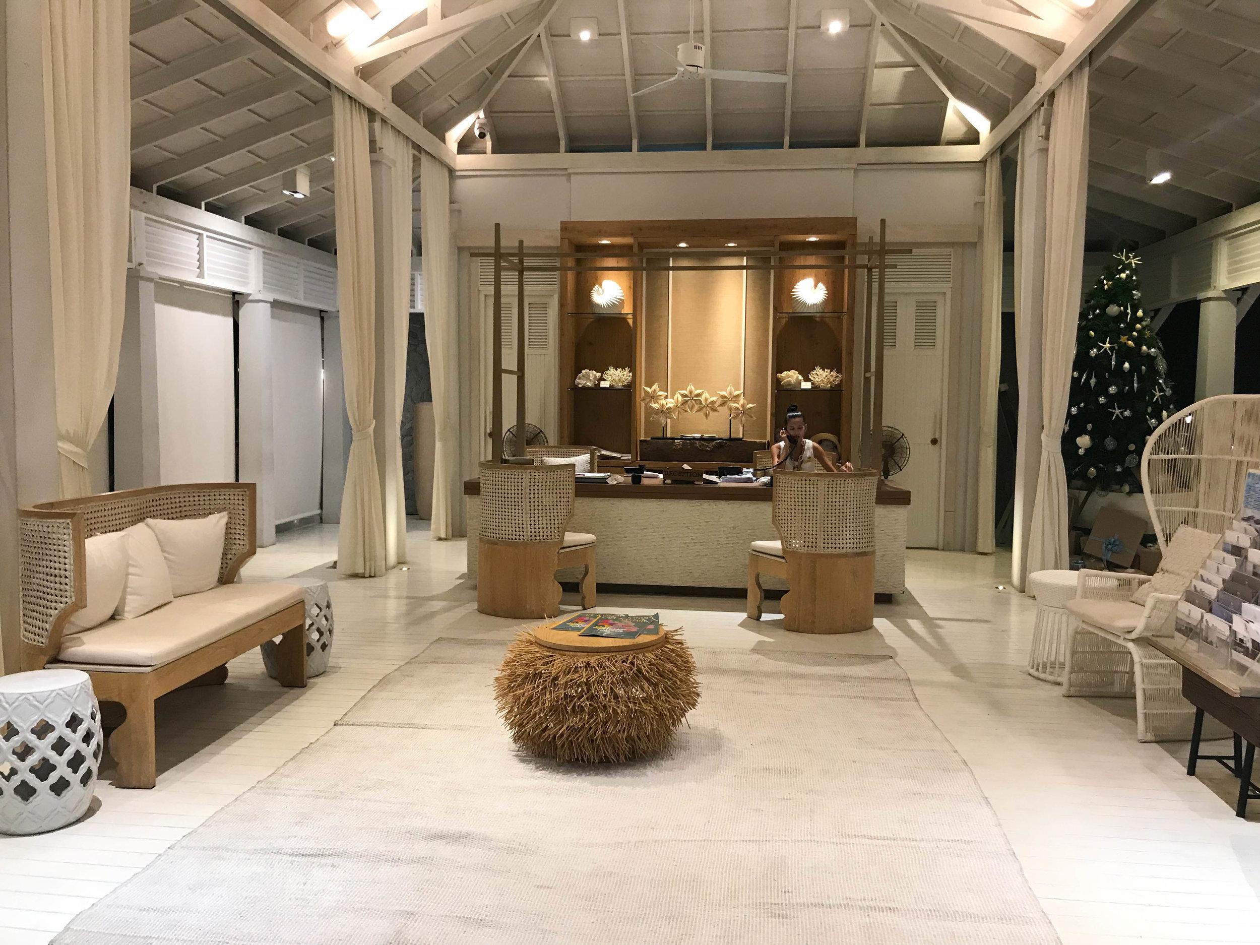 Thailand Cape Kudu Hotel Koh Yao Noi Coastal Lobby