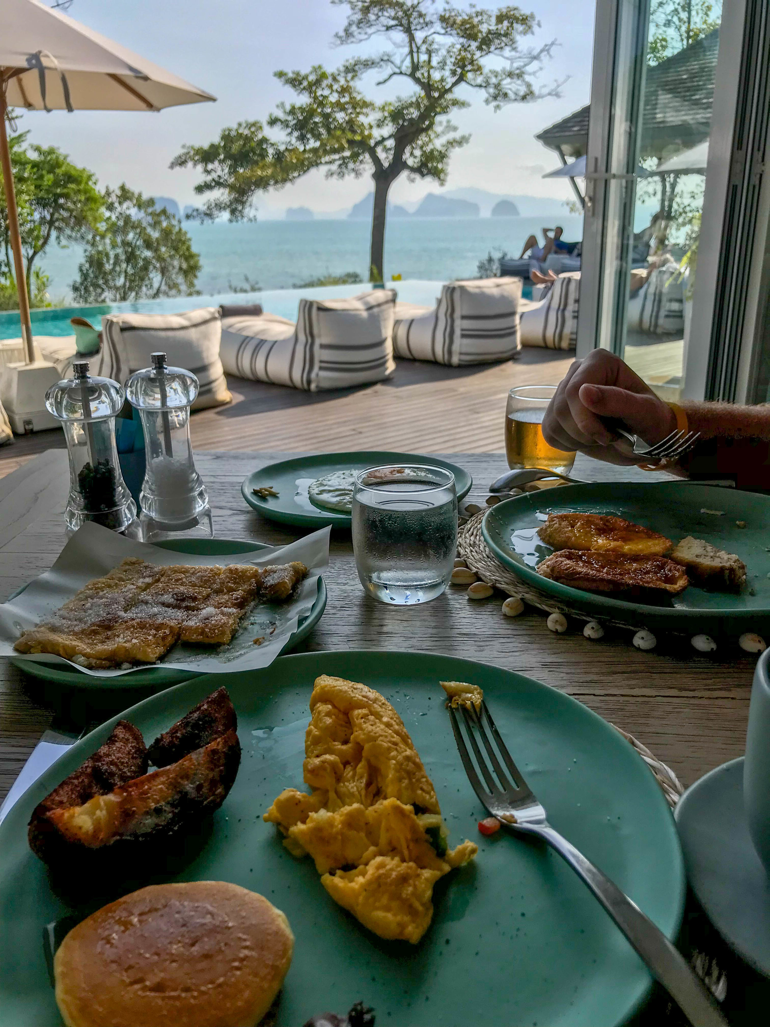Cade Kudu Hotel - Koi Yao Noi, Thailand - Hornbill Restaurant Breakfast Buffet