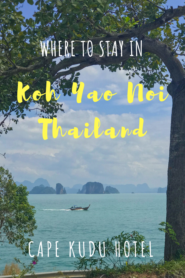 Where to stay in Koh Yao Noi, Thailand - Cape Kudu Hotel - Great views