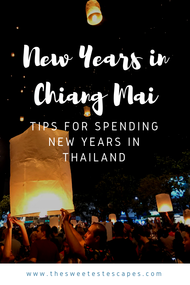 How to Spend New Years in Chiang Mai - Where to spend new years in Thailand