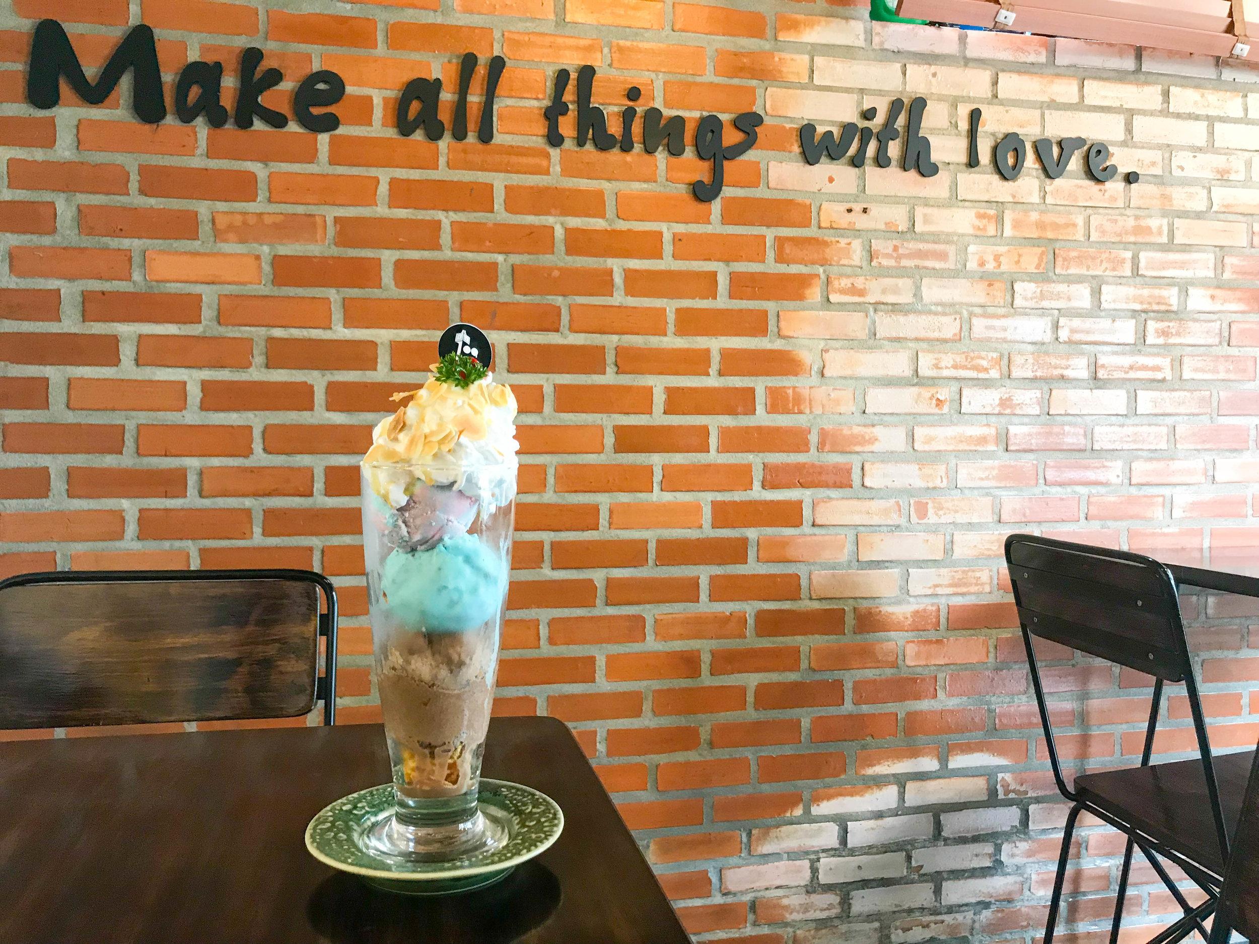 Ice Love You Chiang Mai Vegan Ice Cream