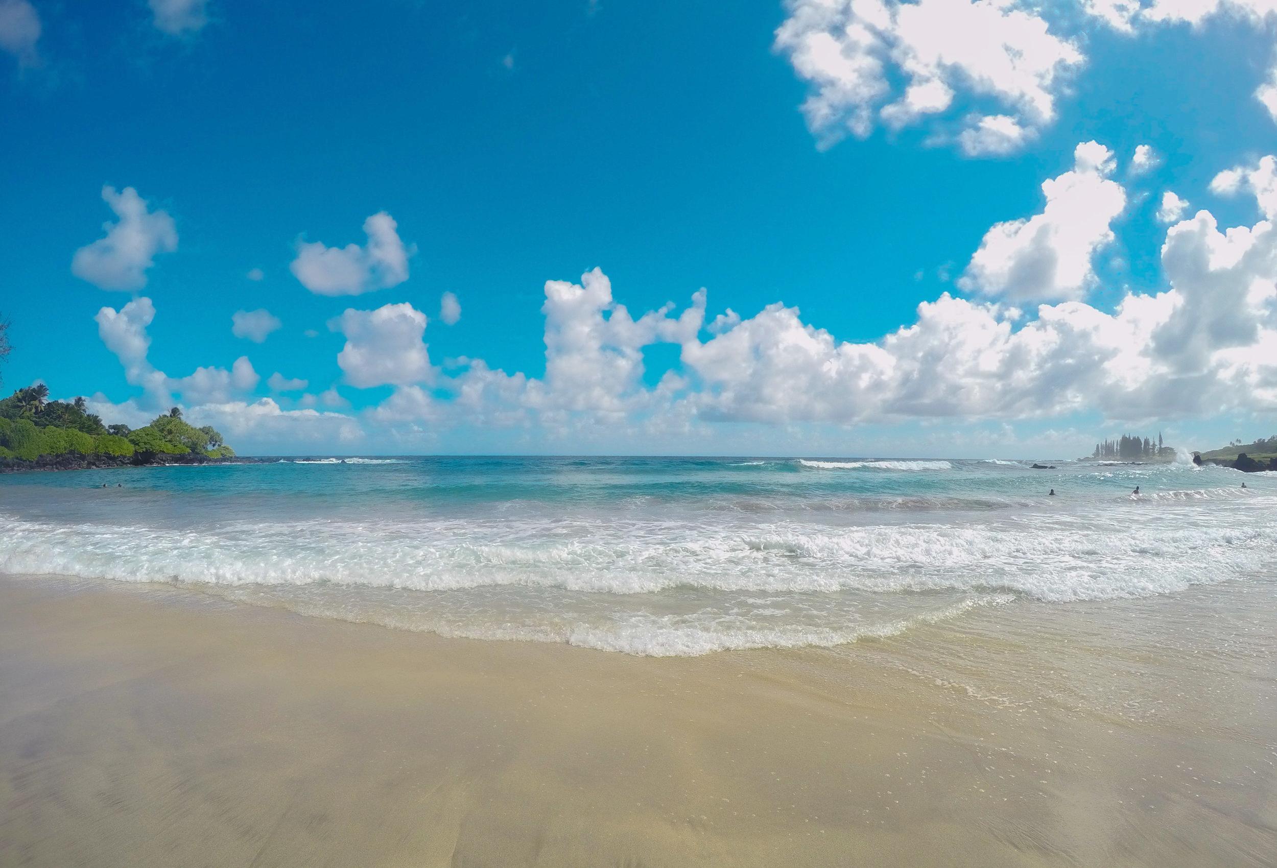 Road to Hana Stops - Beach - Things to do in Maui, Hawaii