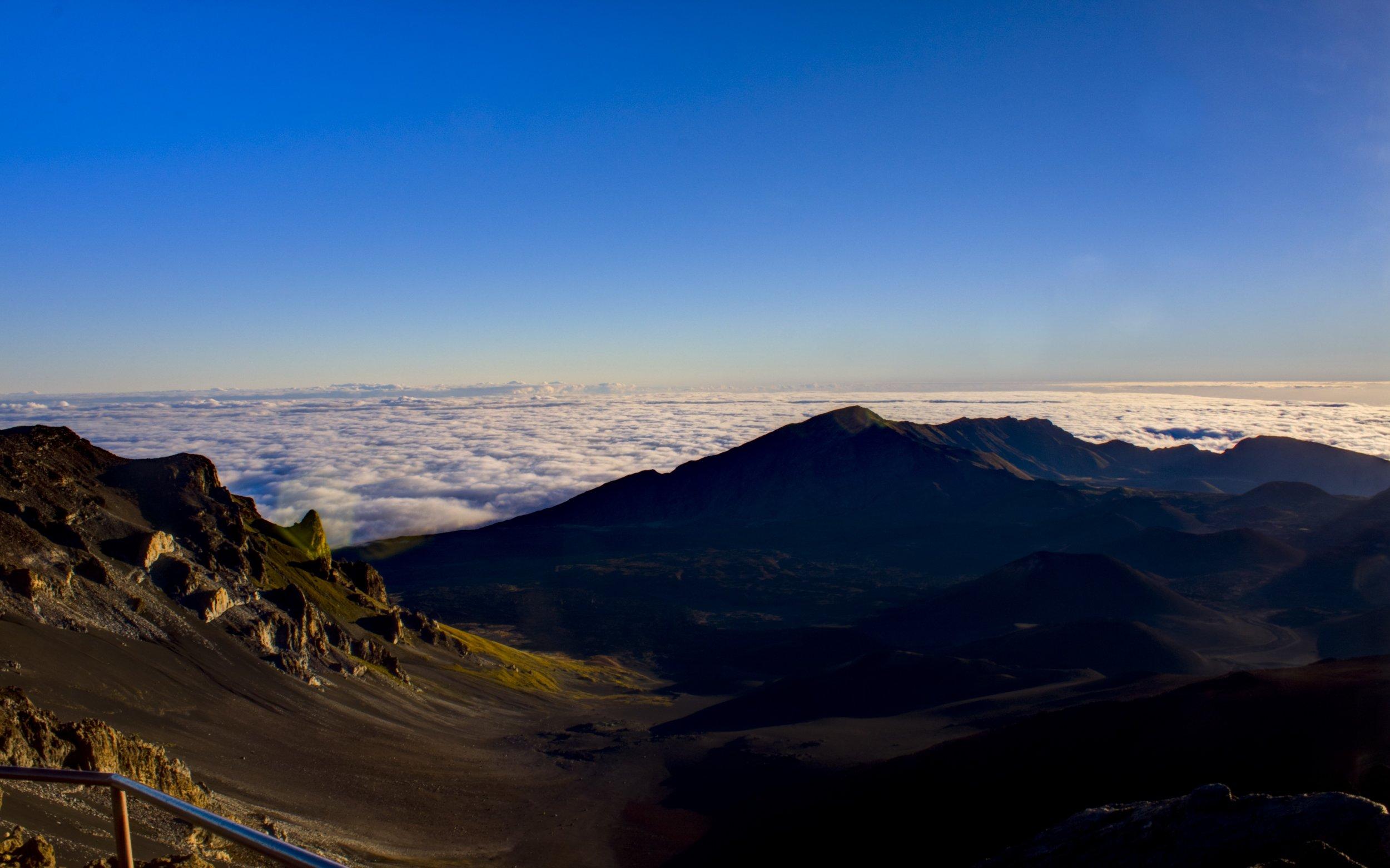 Sunrise at Haleakala Summit - Things to do in Maui, Hawaii