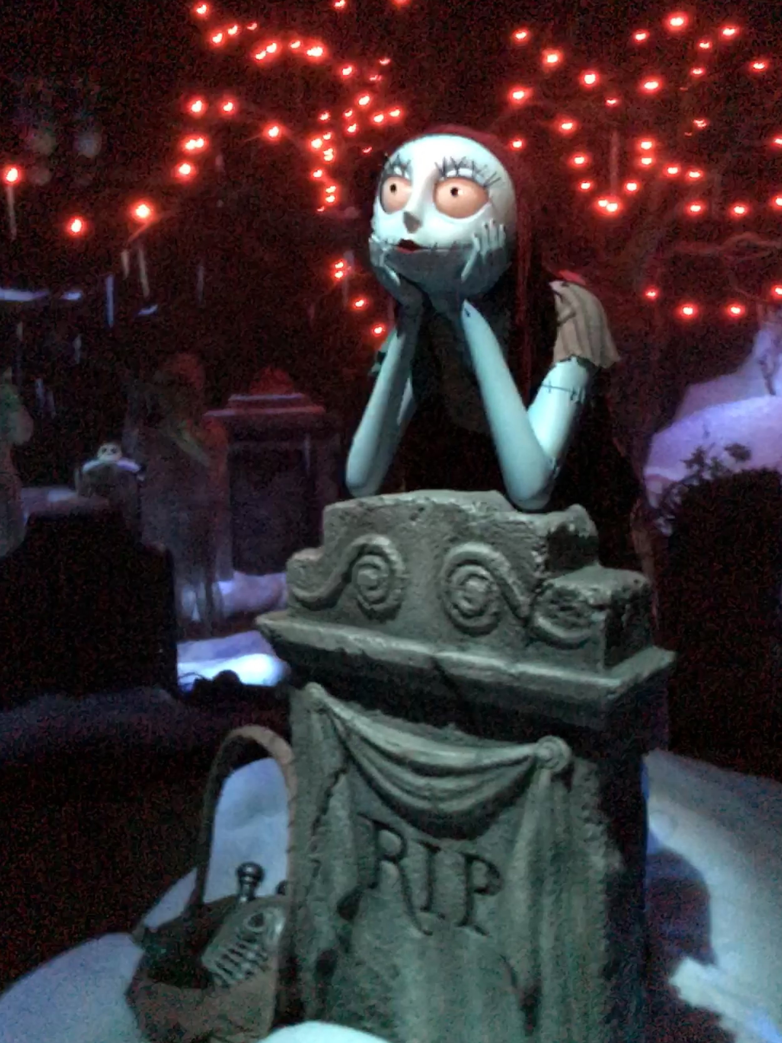 Copy of Haunted Mansion Nightmare Before Christmas Haunted Holiday