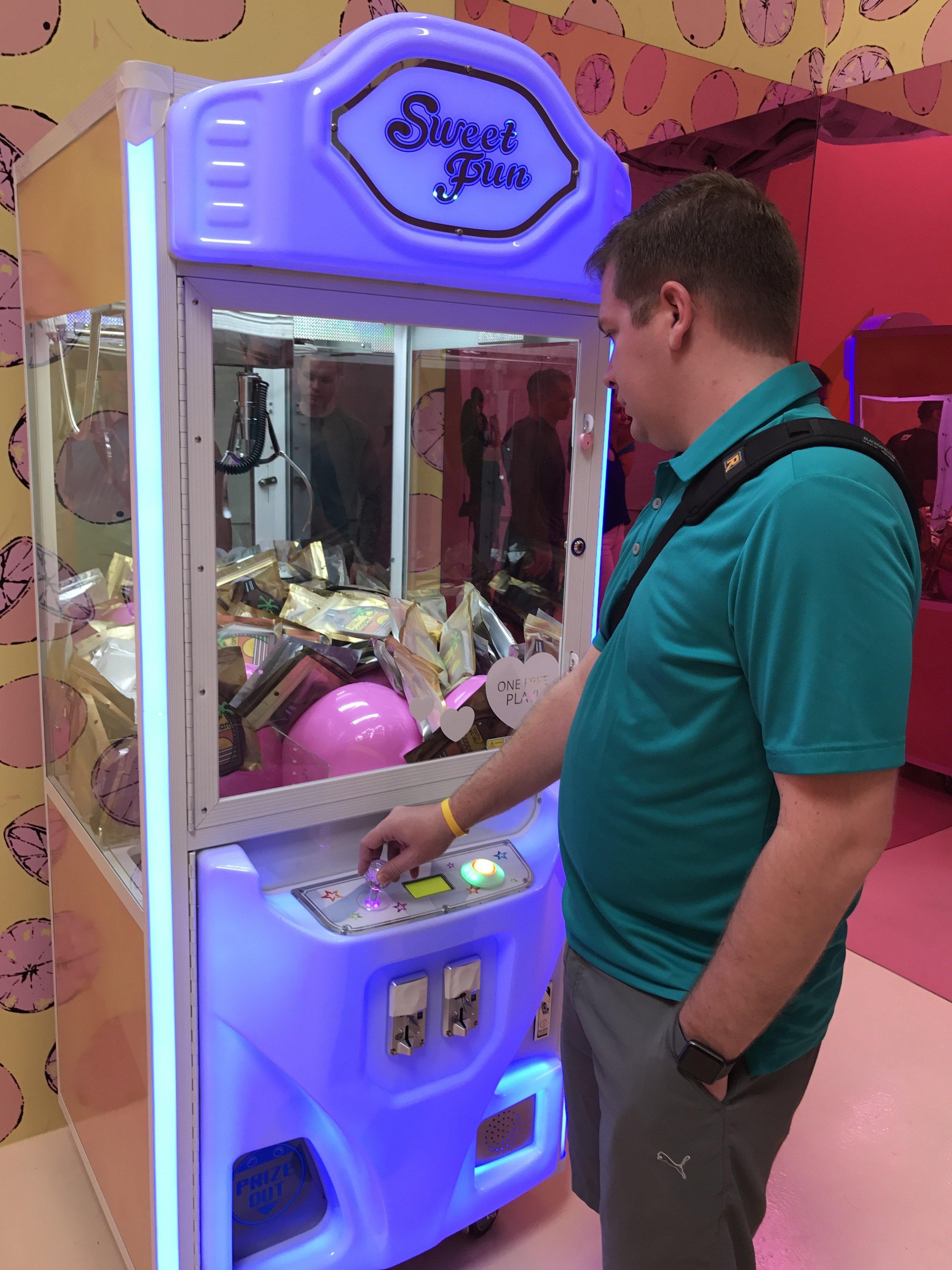 Museum of Ice Cream Room Game