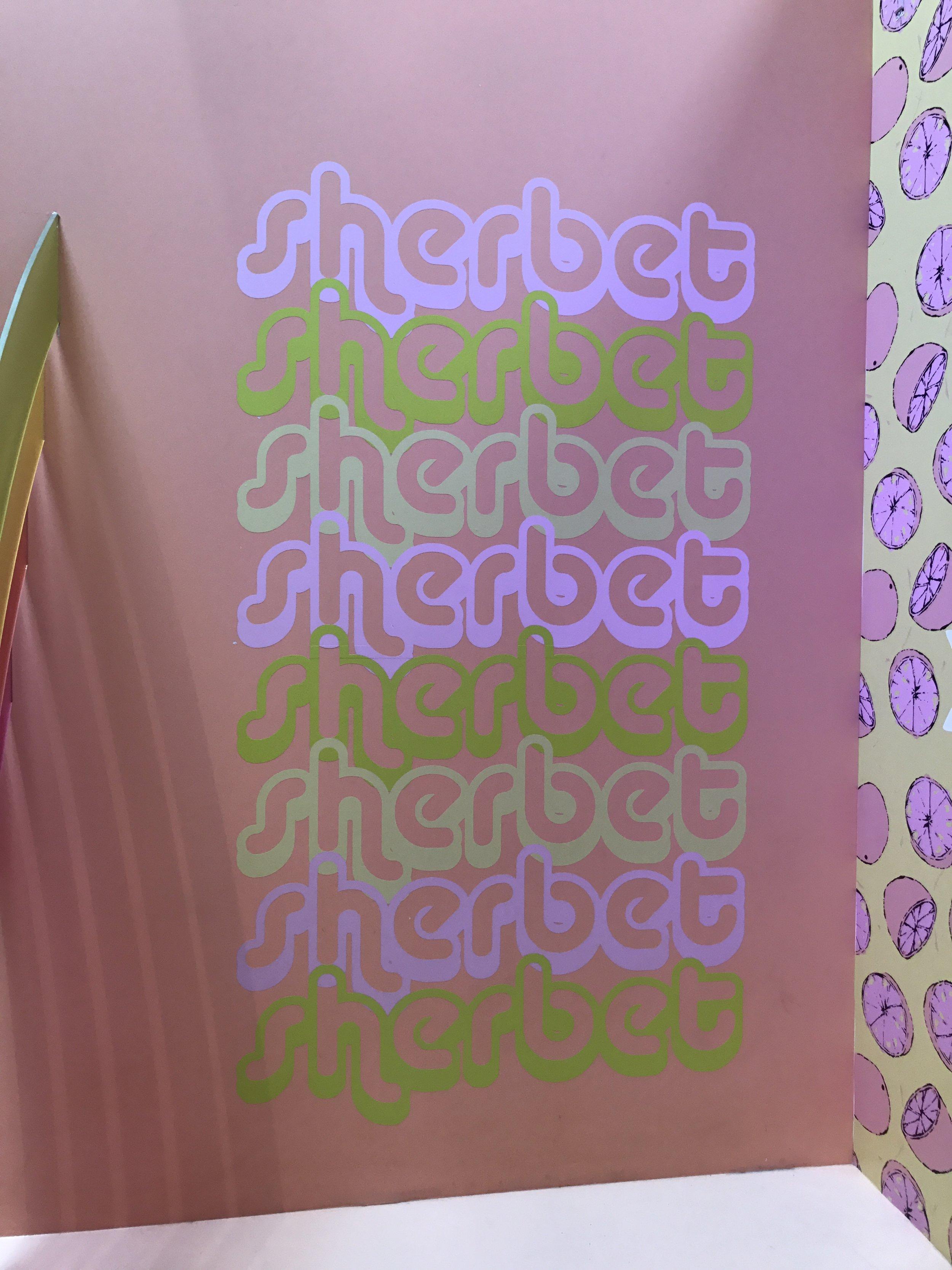 Sherbet Museum of Ice Cream Room