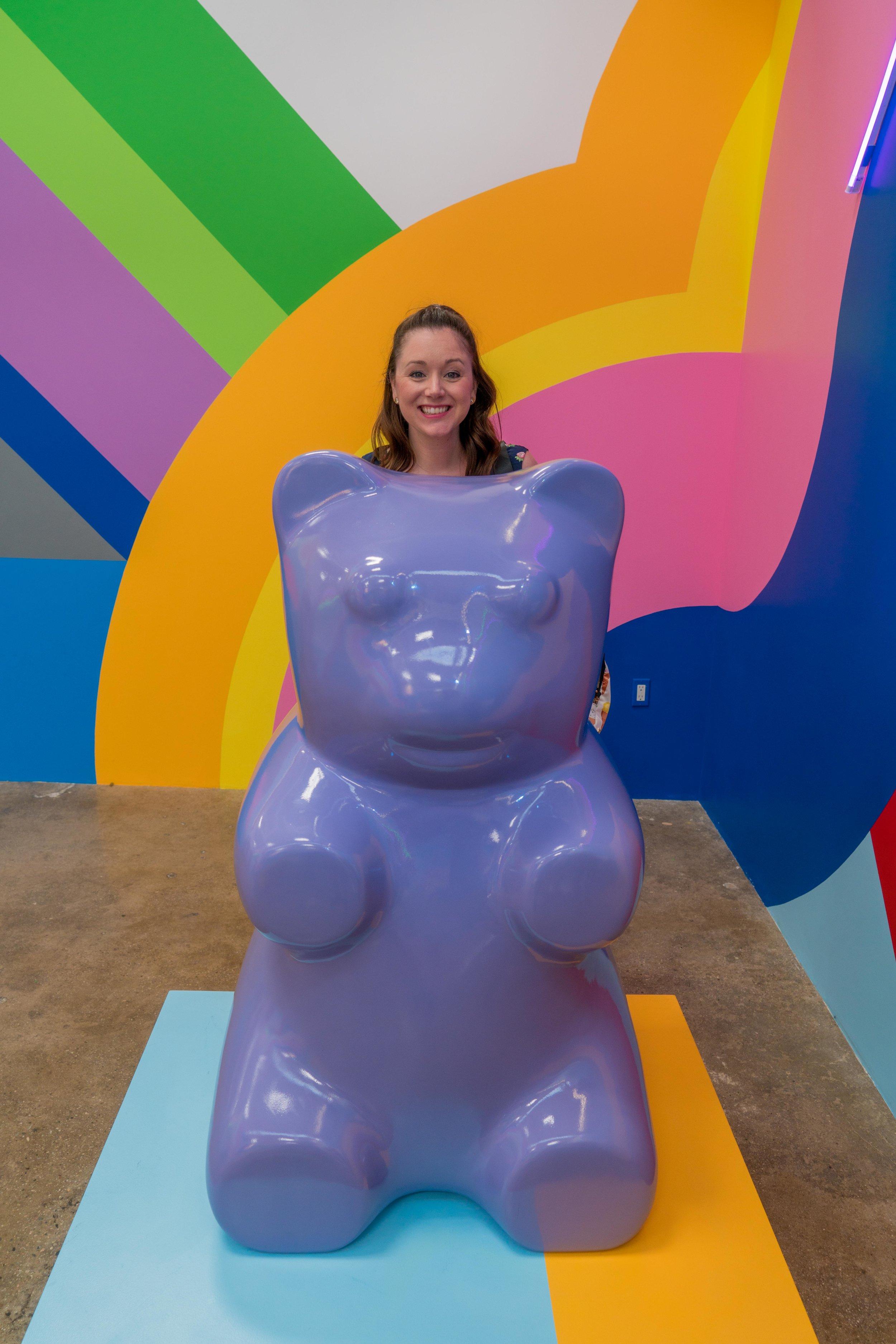 Ice Cream Museum_Gummy Bear Room