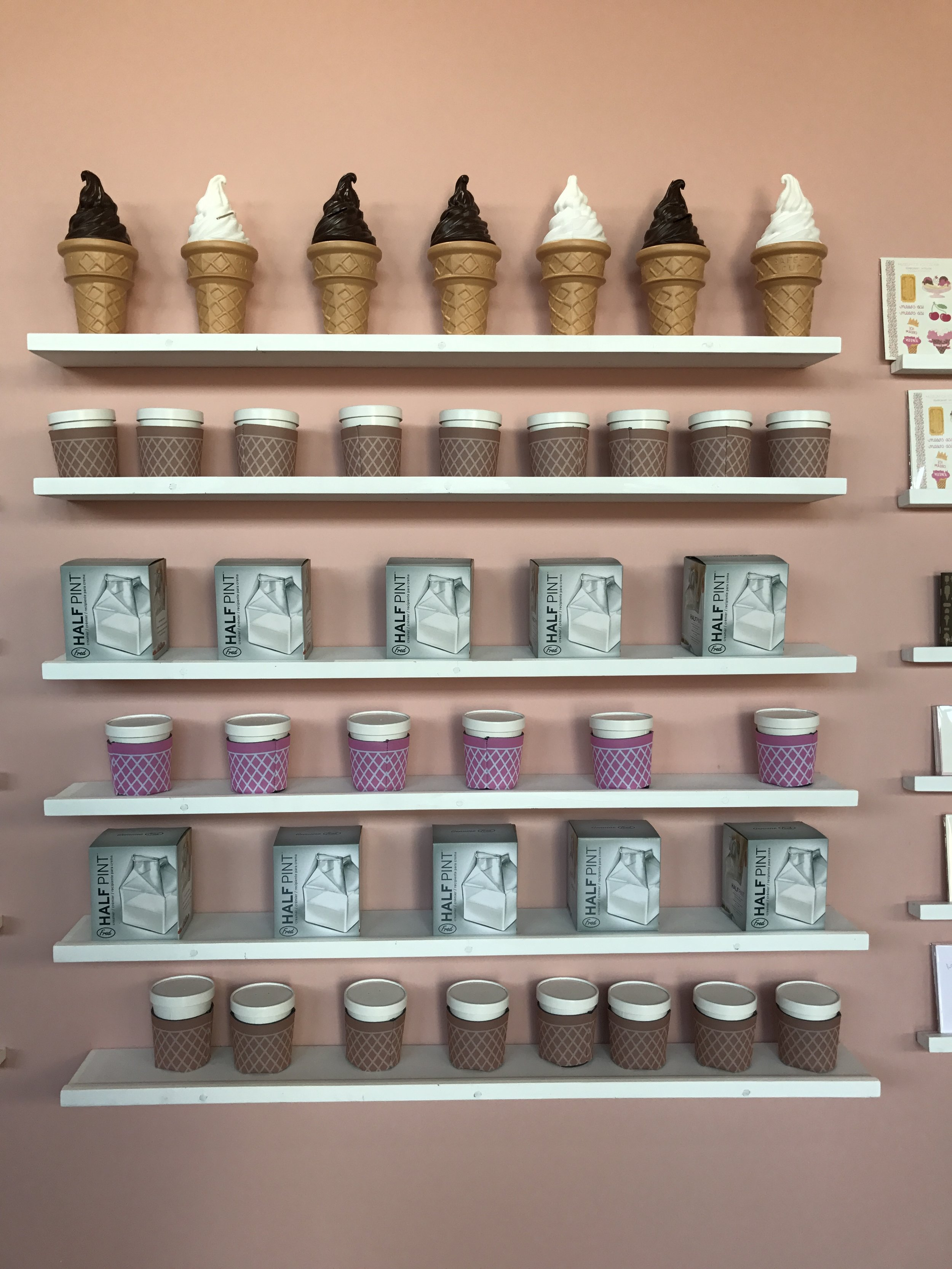 Ice Cream Museum Los Angeles Merchandise
