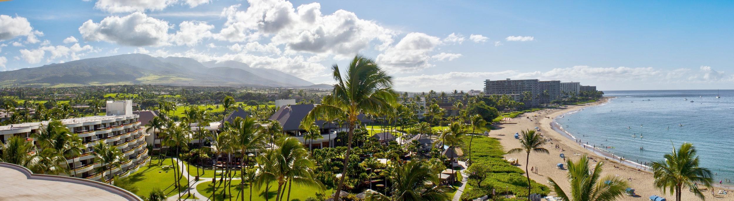 Sheraton Maui Resort Beach View.jpg