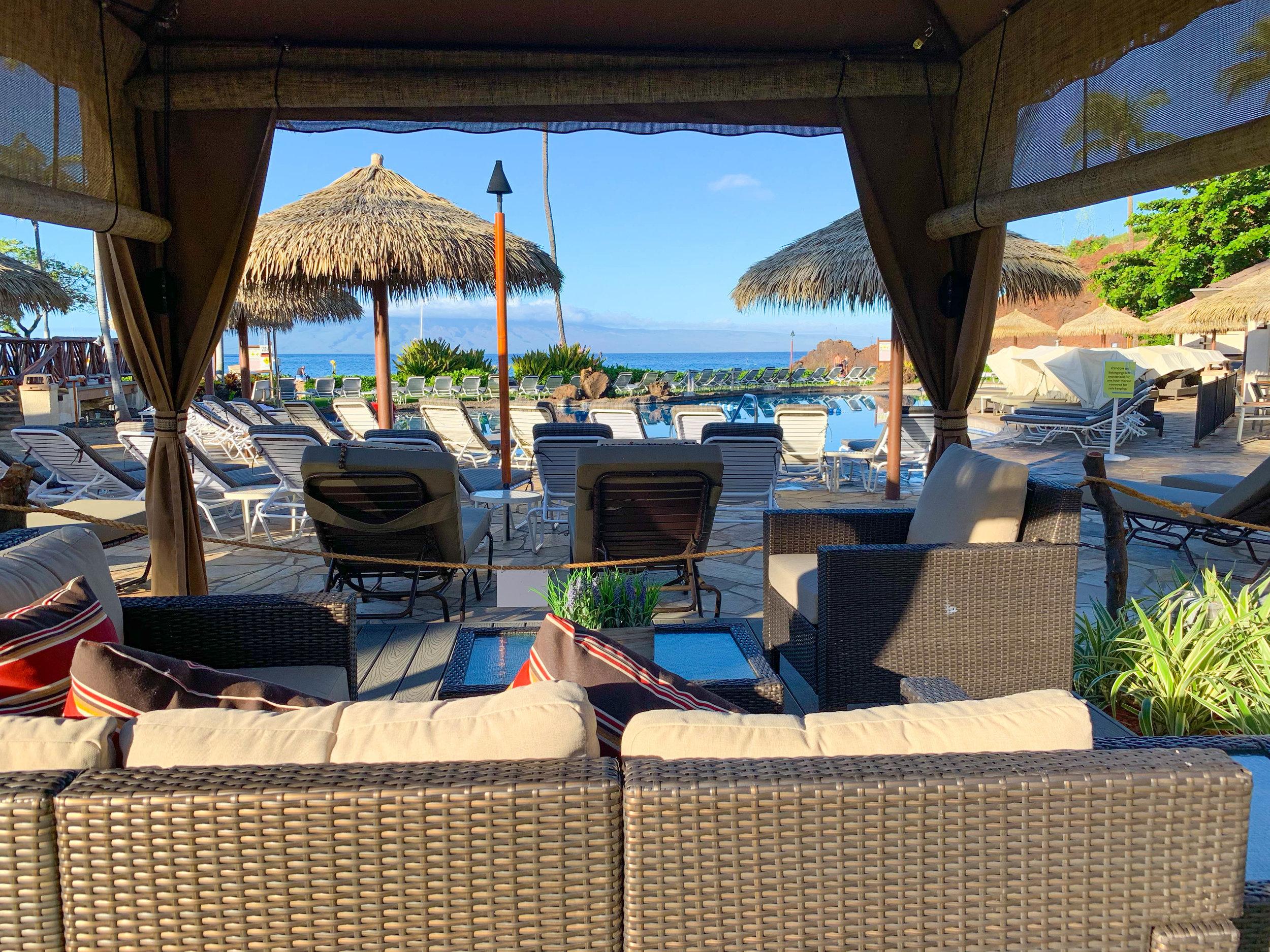 Sheraton Maui Resort Pool