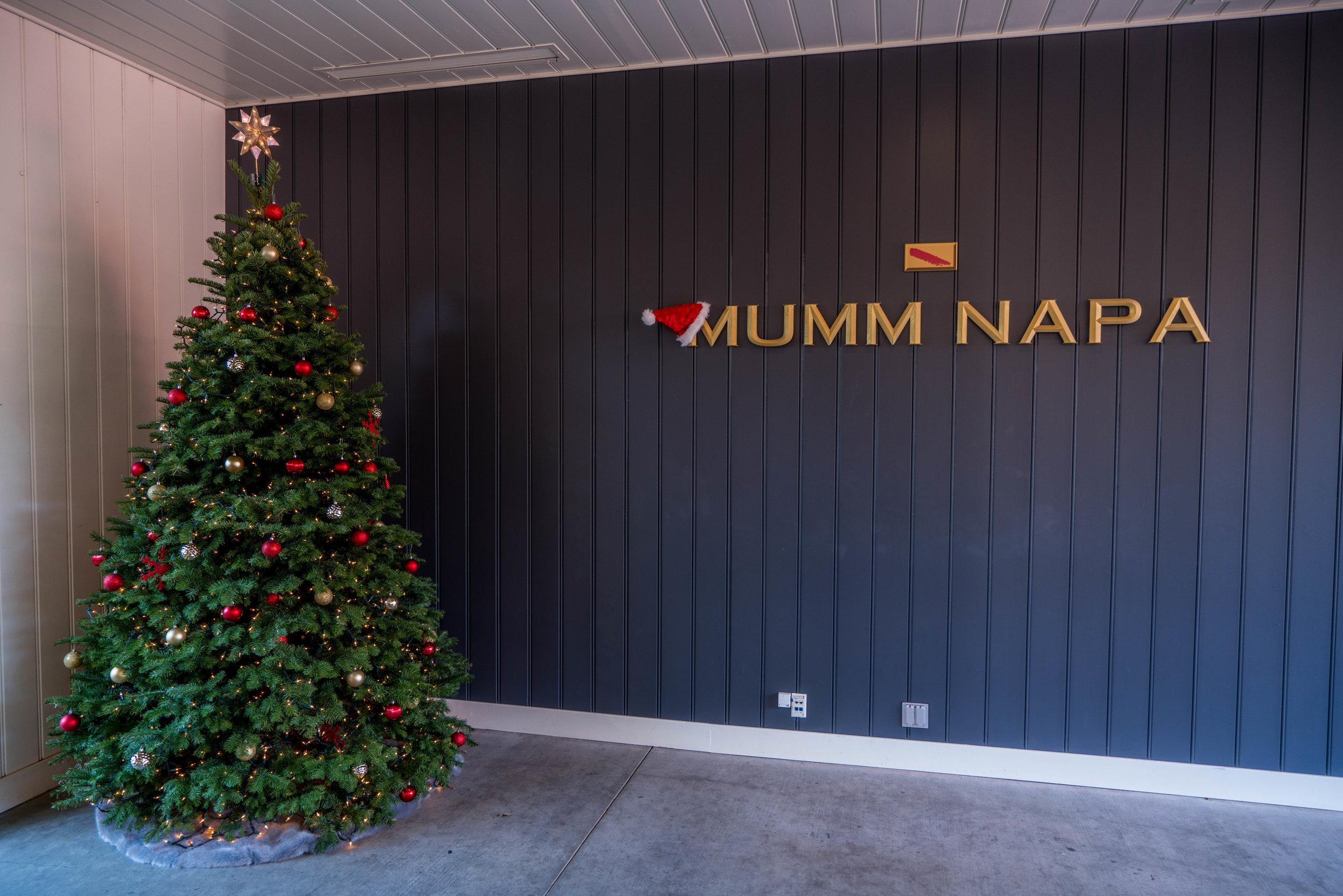 Copy of Mumm Napa Champagne Wine Tasting