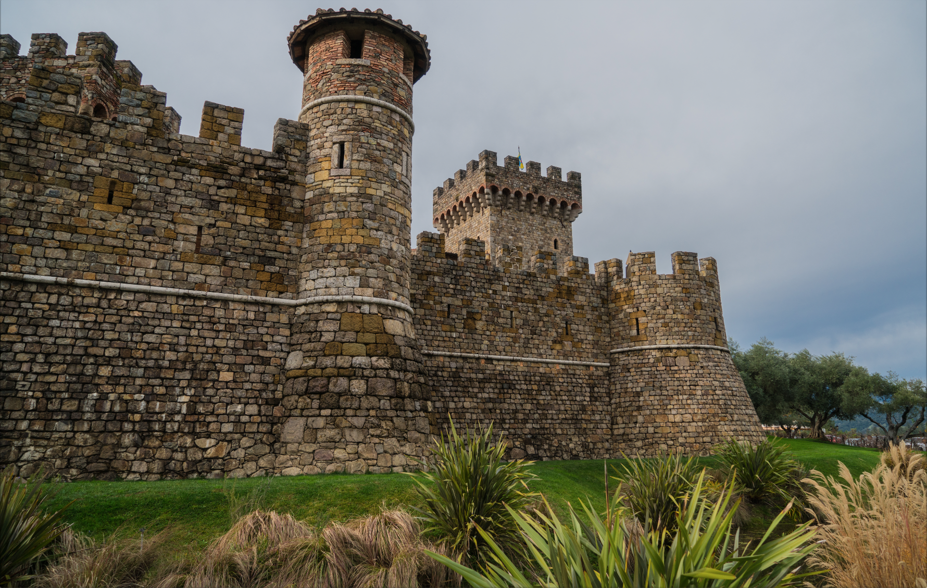 Copy of Castello Di Amorosa Castle Winery - Napa, CA