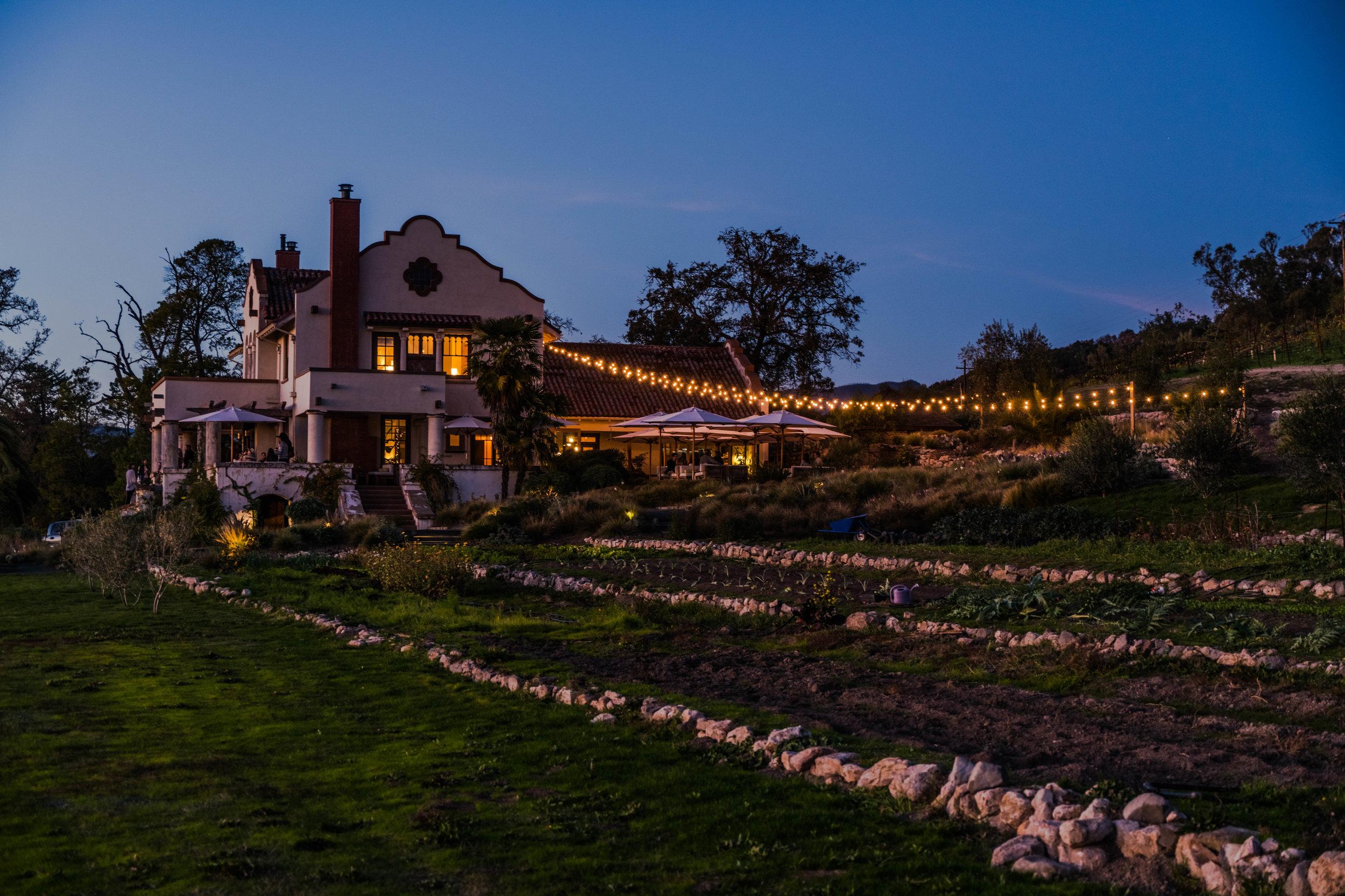 Scribe Winery - Sonoma County - Wine Tasting
