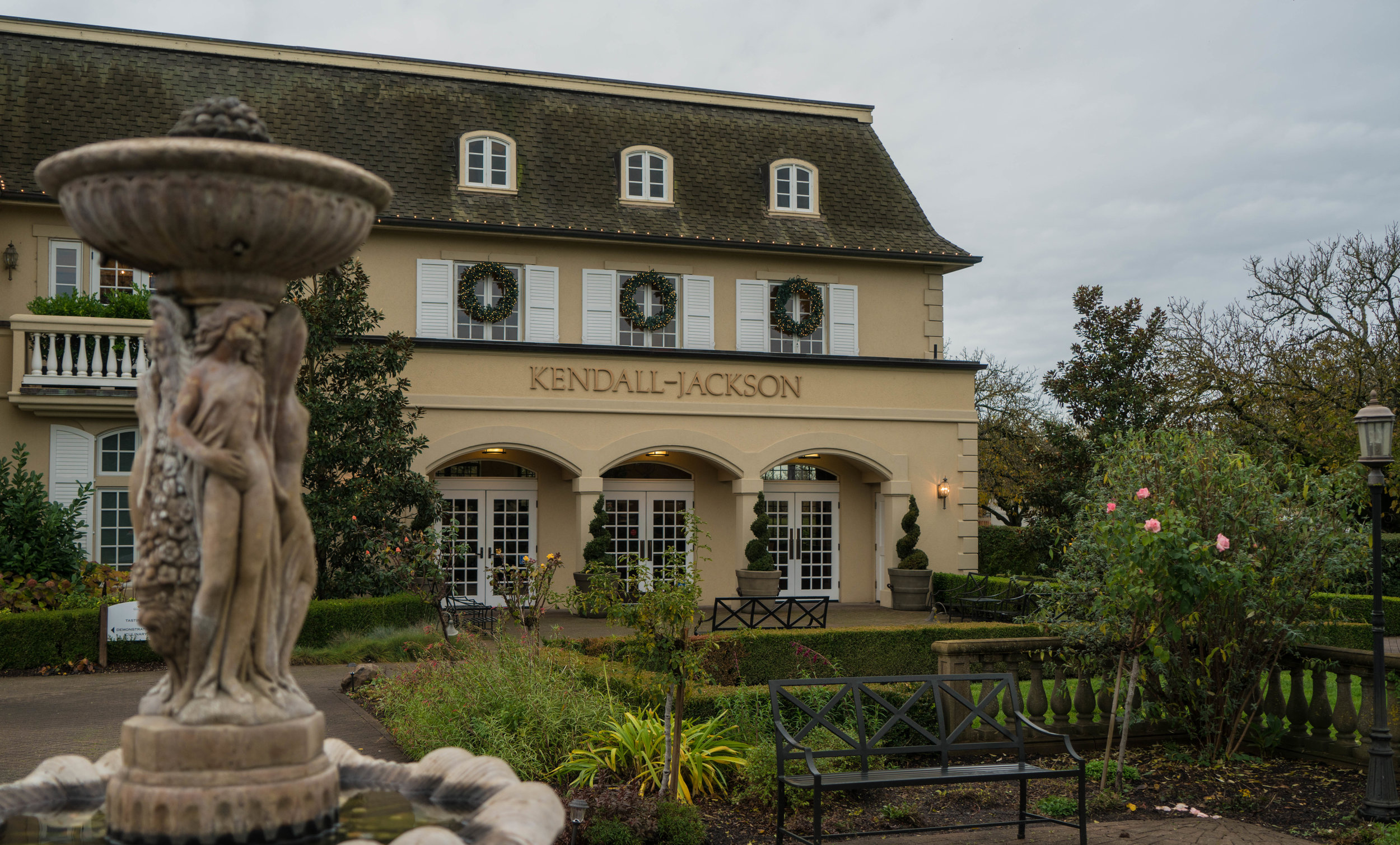 Best Wineries in Sonoma - Kendall Jackson