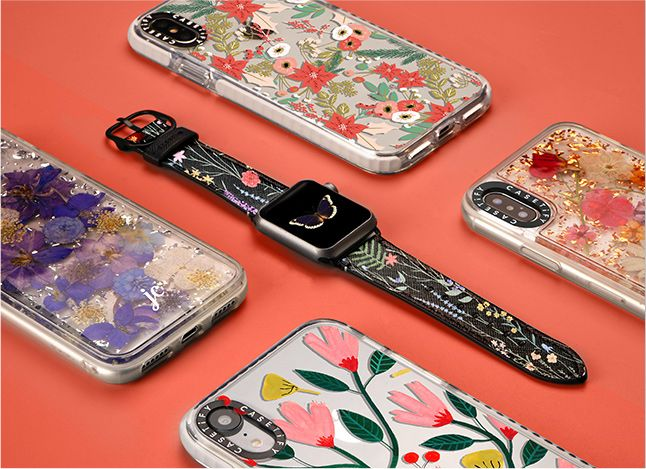 Floral Shop on Casetify - See beautiful designs for all devices on Casetify: Click Here