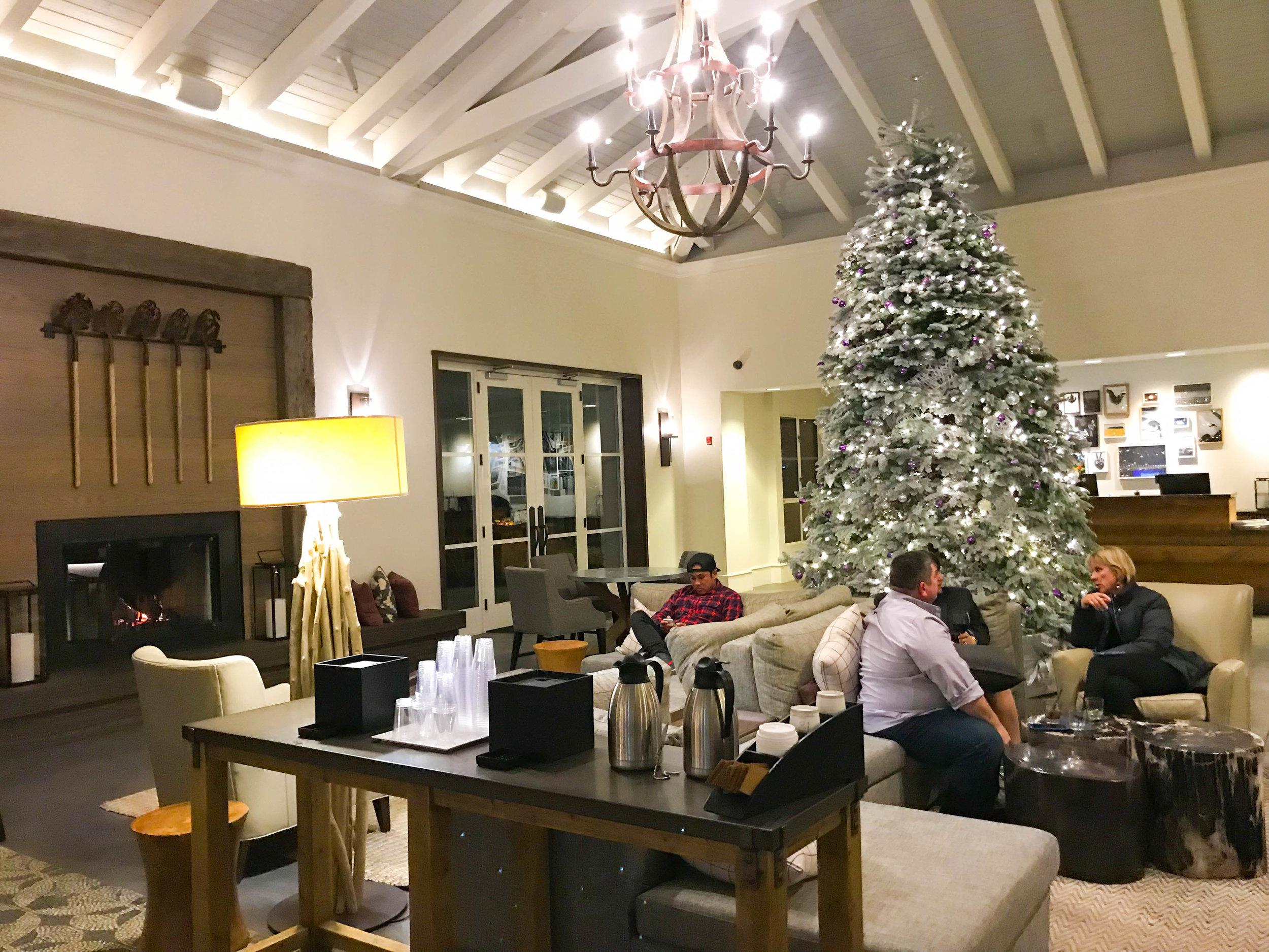 Hyatt Regency Sonoma Wine Country Hotel - lobby