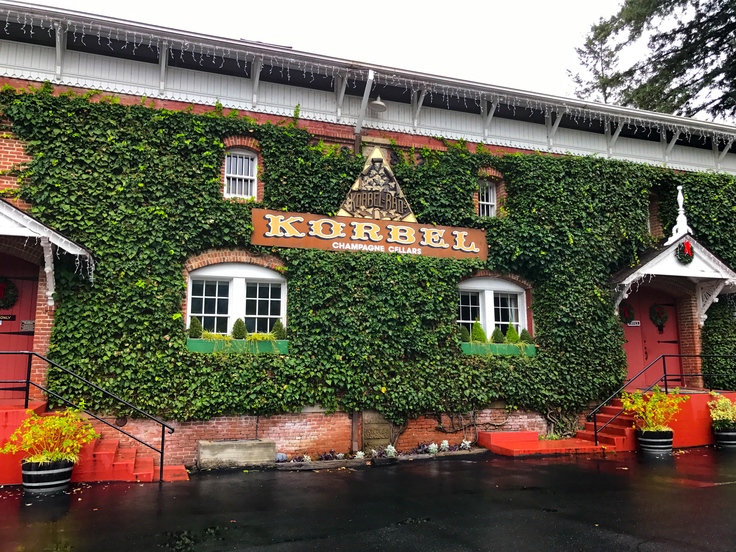 Korbel Champagne Cellars