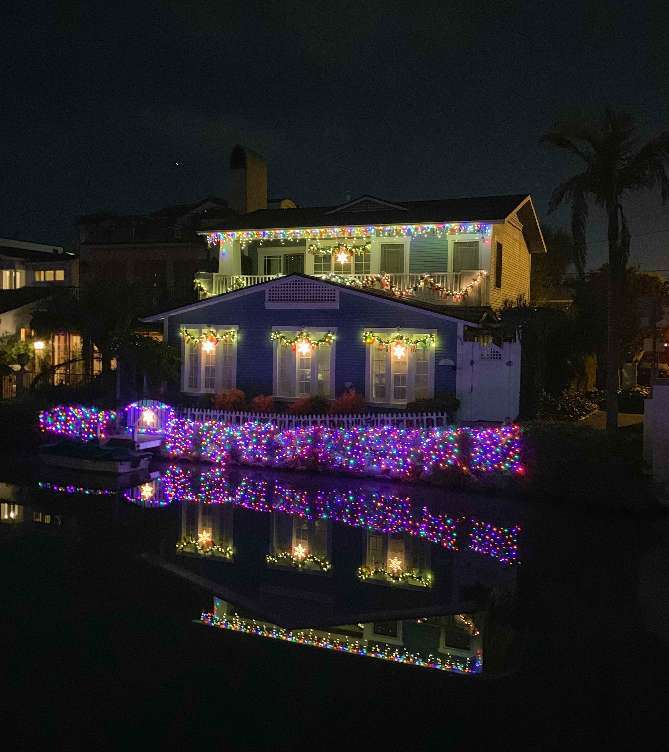 Christmas+Lights+in+Los+Angeles+Venice+Canals