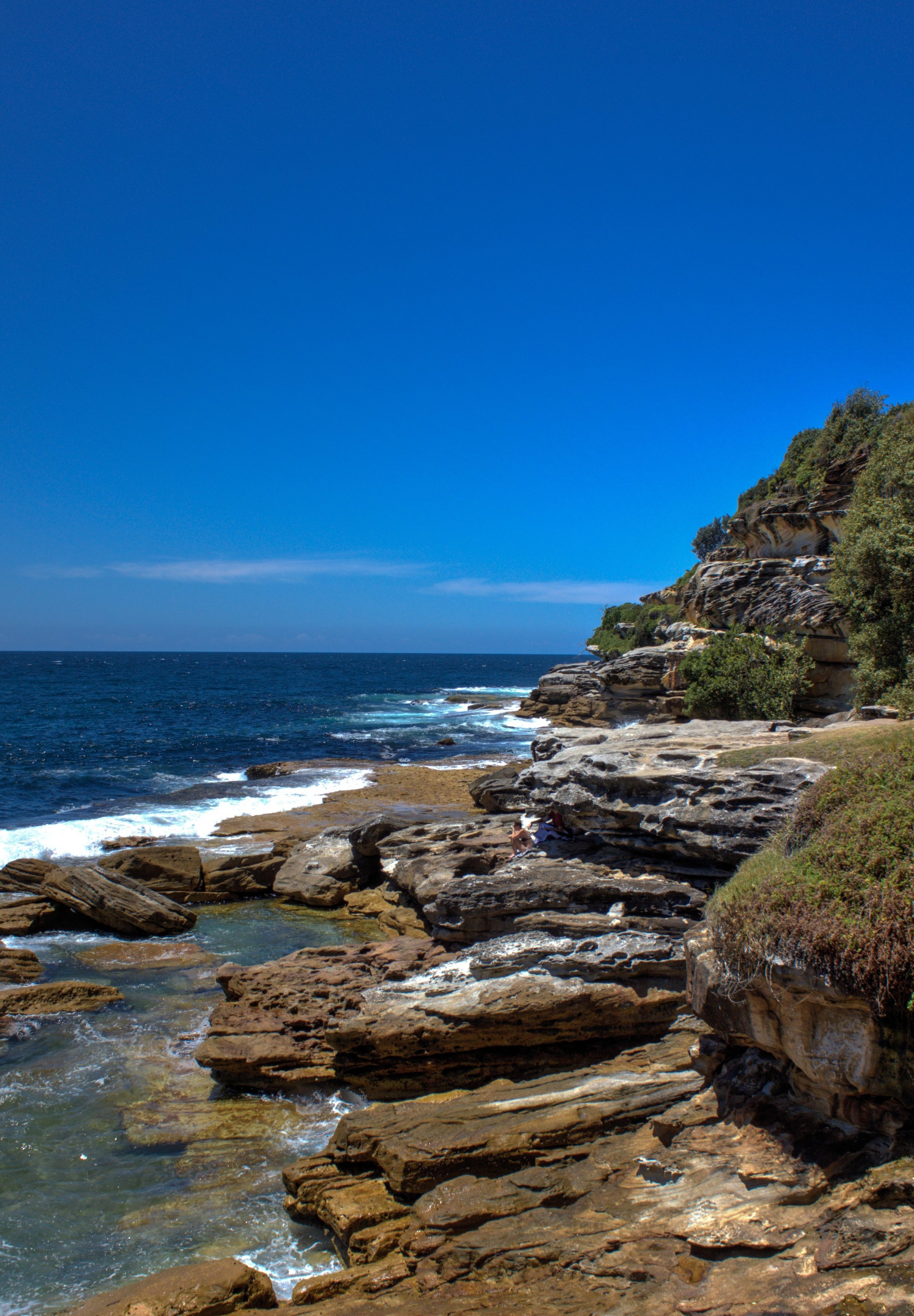 Bondi Beach Walk - Sydney Australia