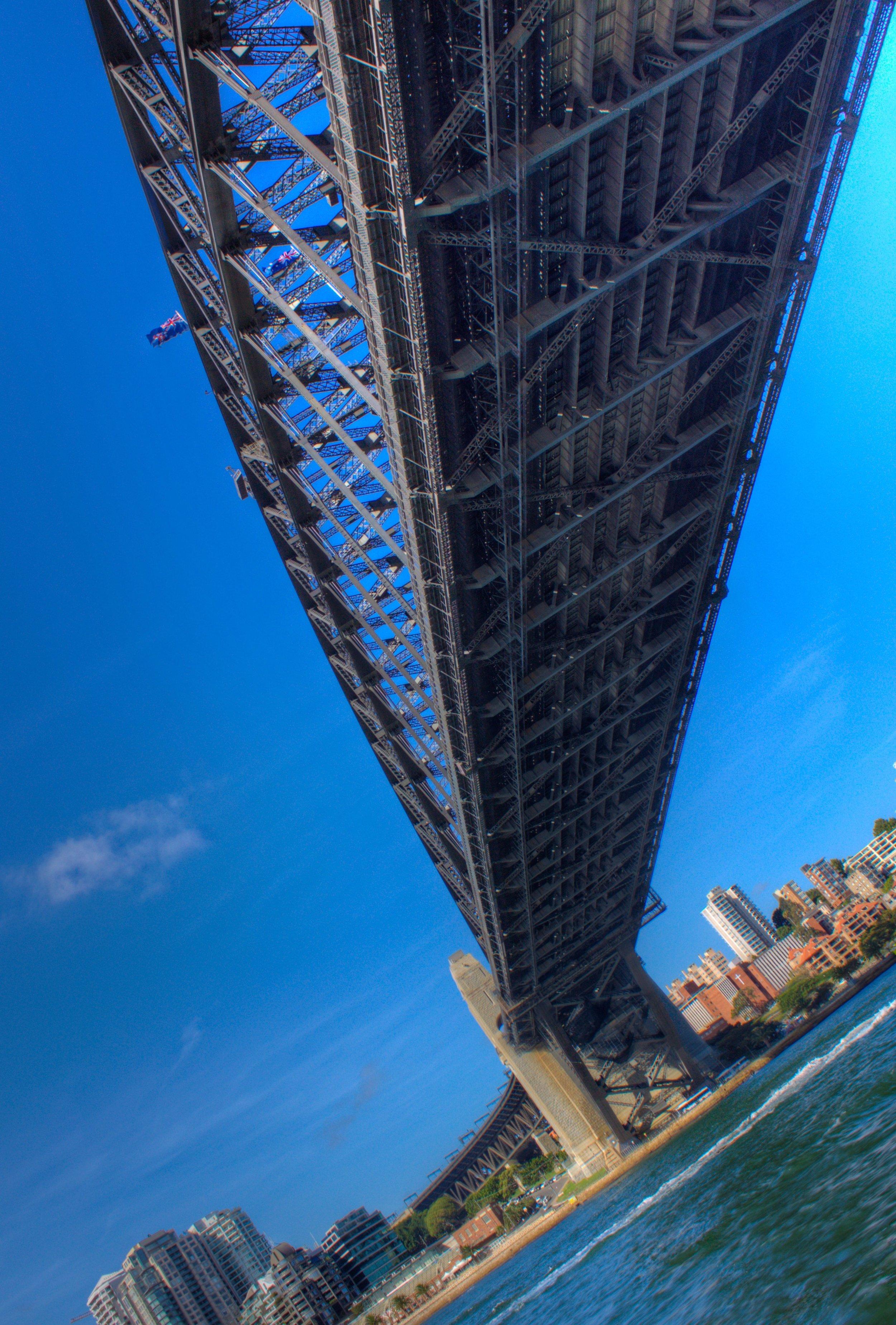 Sydney Harbor Bridge - Australia