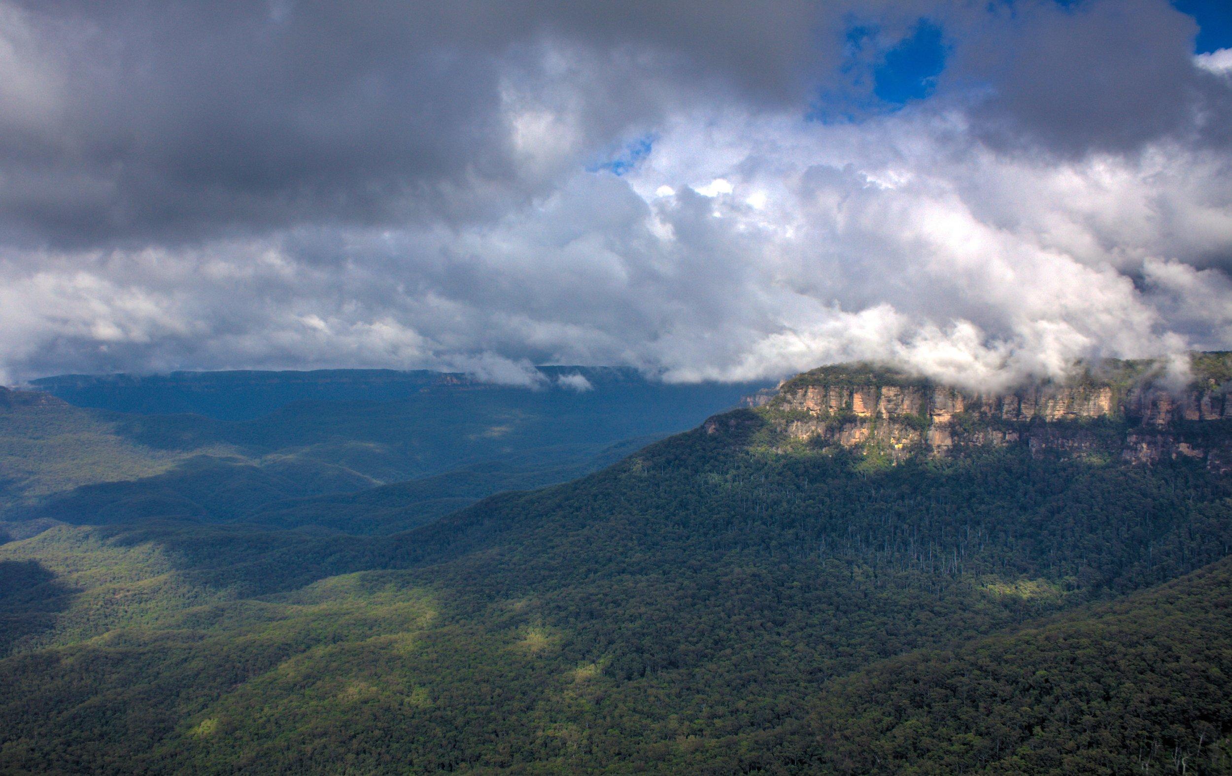 Blue Mountains - Sydney Australia