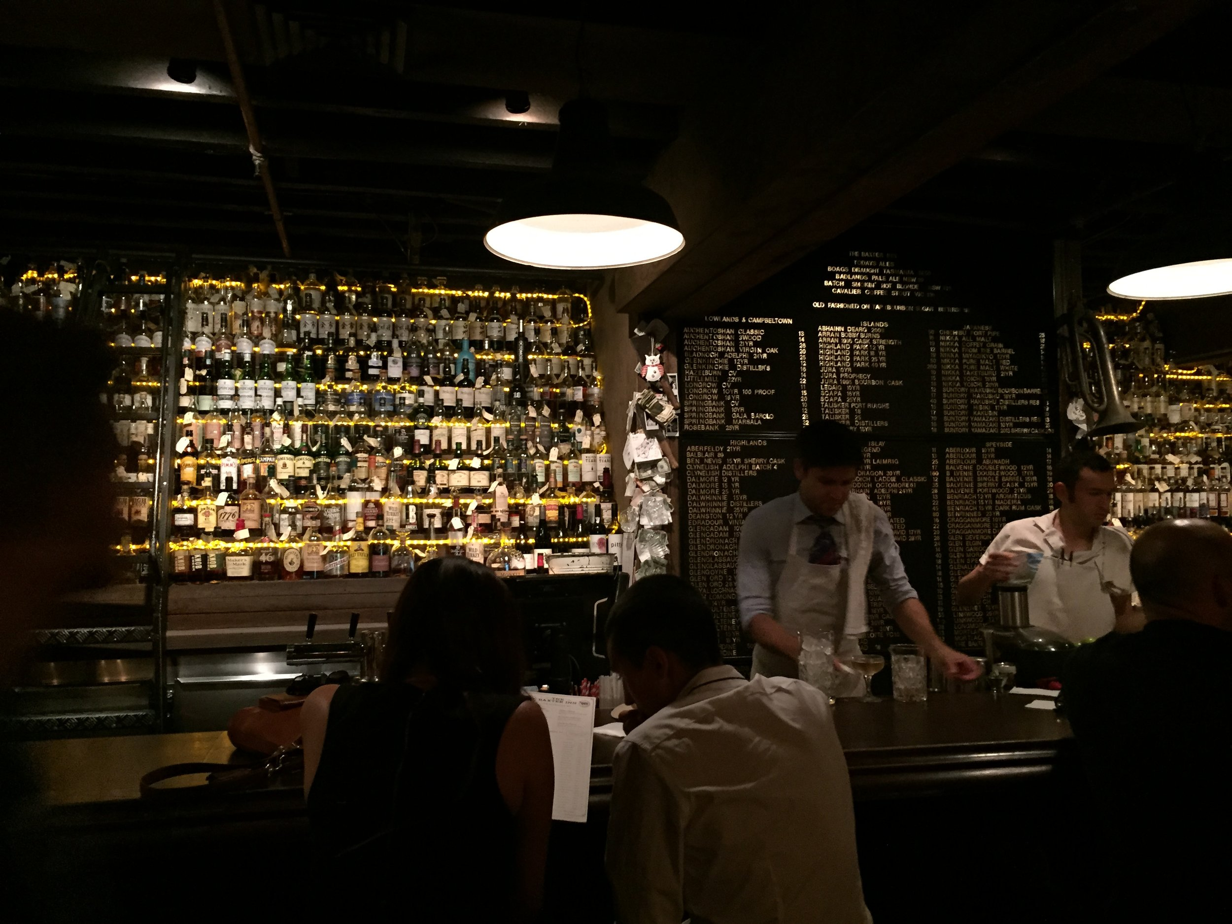 Baxter Inn Speakeasy - Sydney, Australia