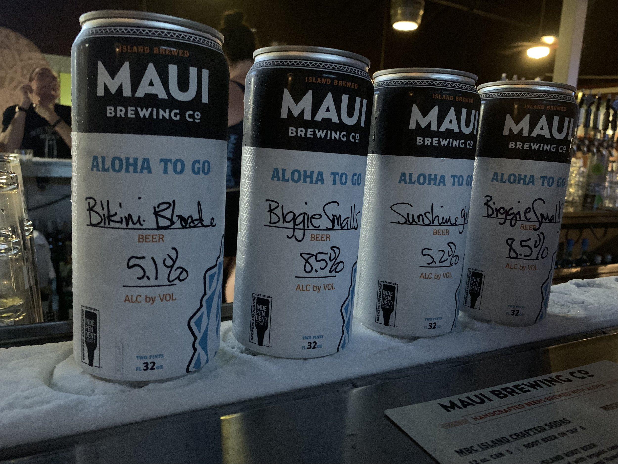 Maui Brewing Company - Biggie Smalls