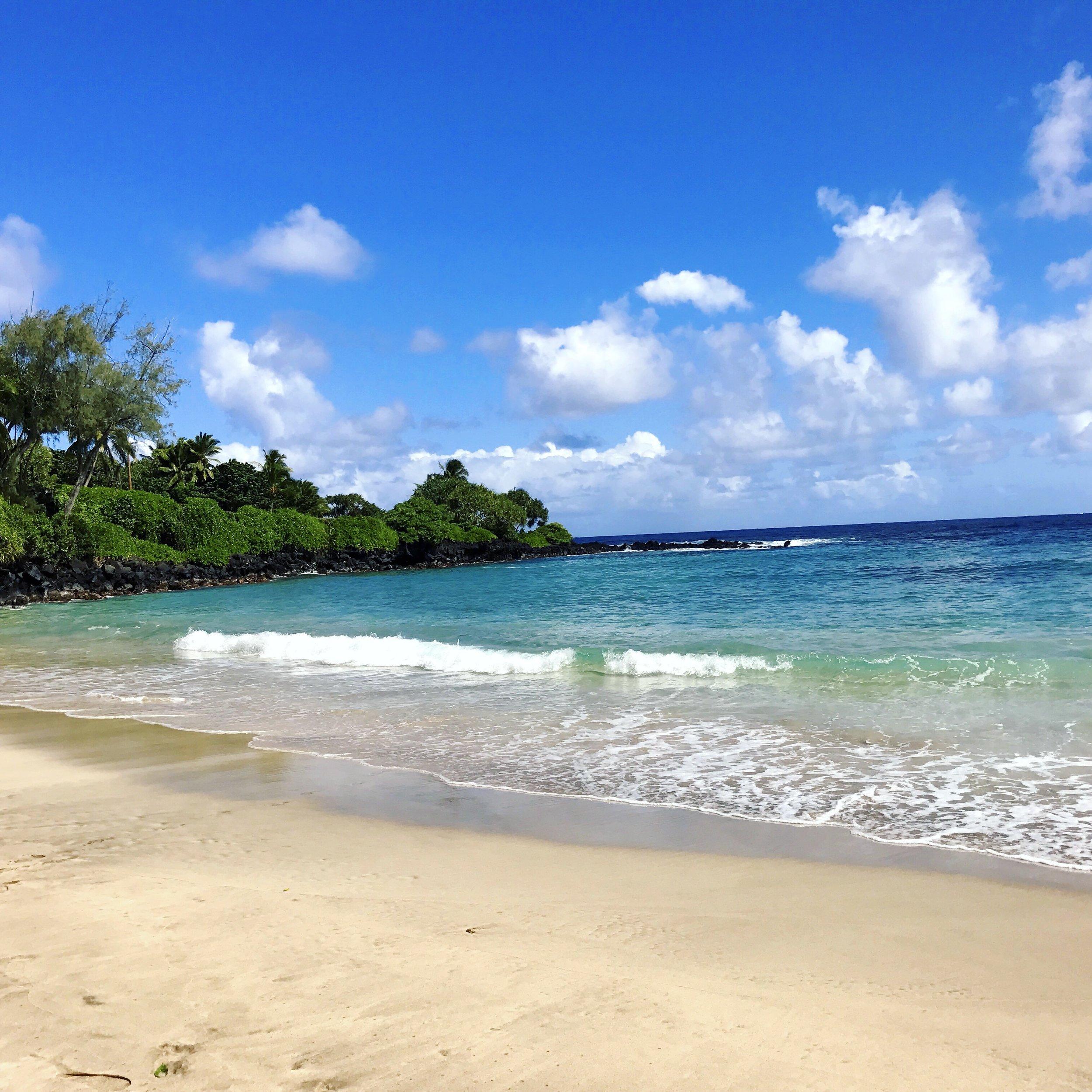Road to Hana - Maui Hawaii Beach