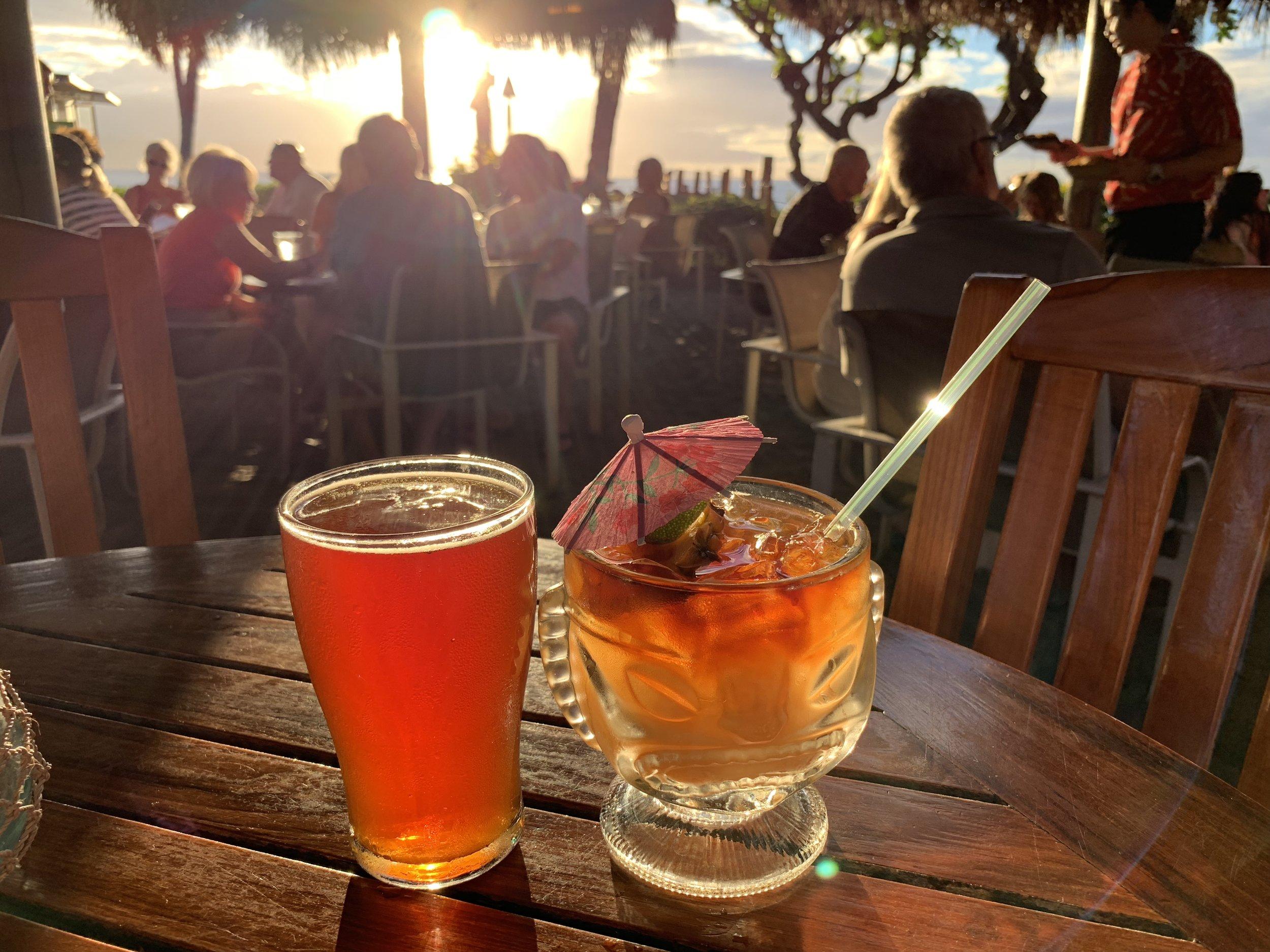 Maui, Hawaii Hula Grill and Barefoot Bar