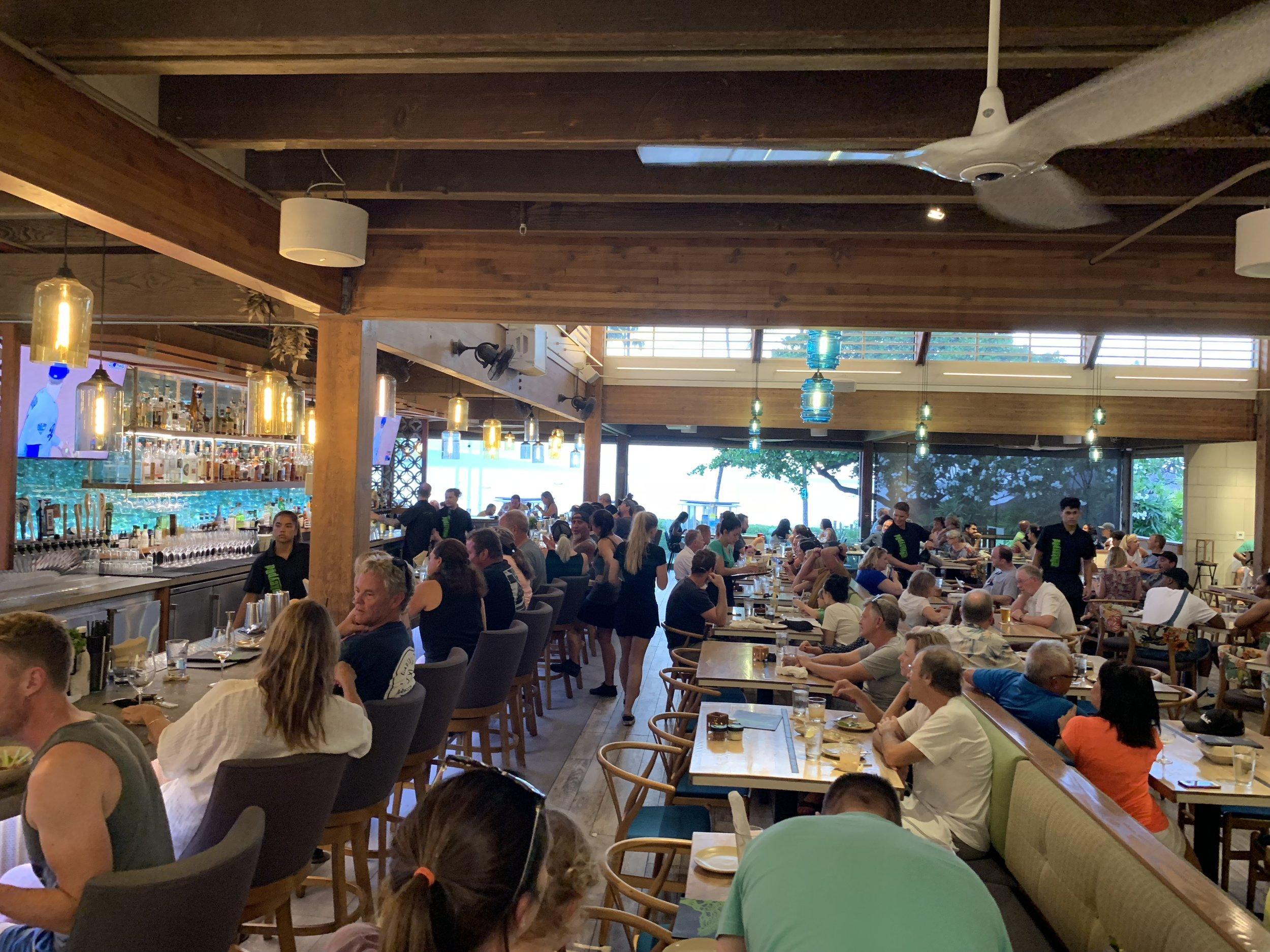 Monkeypod Restaurant - Maui, Kaanapali